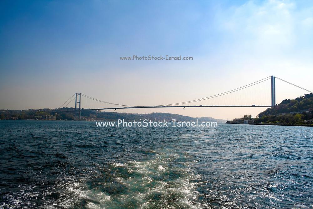 Bosphorus straits, Istanbul, Turkey