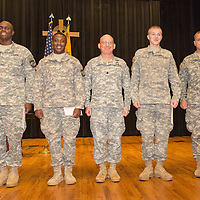 2014 ROTC Awards and Groups
