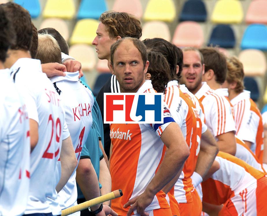 Monchengladbach - Champions Trophy men<br /> England vs Netherlands<br /> foto: Teun de Nooijer.<br /> FFU Press Agency  COPYRIGHT Frank Uijlenbroek
