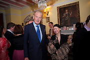 Jacqueline, Lady Killearn celebrated 101st birthday in her house in harley st. London. 13 January 2010. -DO NOT ARCHIVE-© Copyright Photograph by Dafydd Jones. 248 Clapham Rd. London SW9 0PZ. Tel 0207 820 0771. www.dafjones.com.