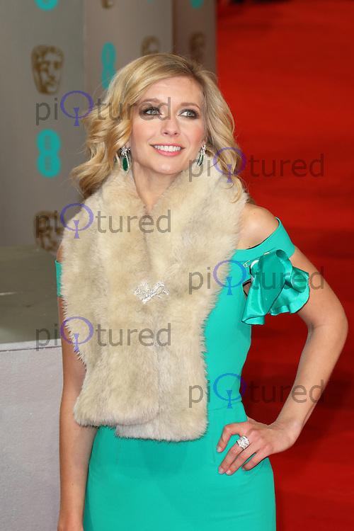 Rachel Riley, EE British Academy Film Awards (BAFTAs), Royal Opera House Covent Garden, London UK, 08 February 2015, Photo by Richard Goldschmidt