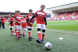 Mascot Photo -Mandatory by-line: Nizaam Jones/JMP- 12/01/2019 - FOOTBALL -Ashton Gate Stadium- Bristol,England- Bristol City v Bolton Wanderers - Sky Bet Championship