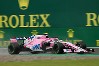 Esteban Ocon Racing Point Force India<br /> Monza 31-08-2018 GP Italia <br /> Formula 1 Championship 2018 <br /> Foto Federico Basile / Insidefoto
