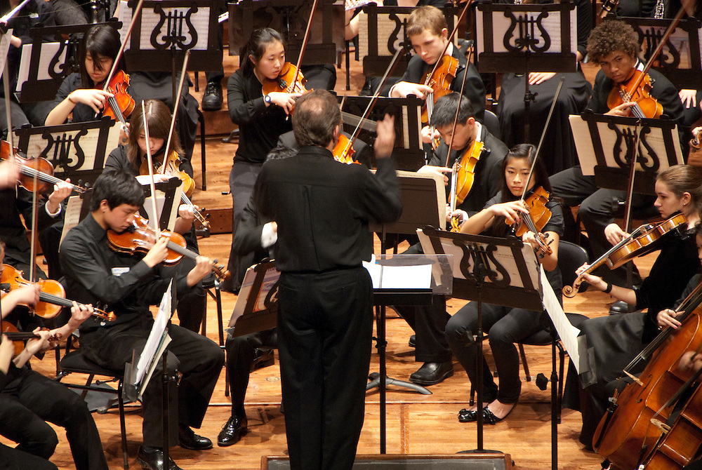 Bay Area Youth Orchestra Festival