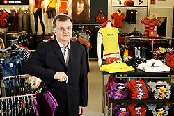 O empresário José Galló, presidente das Lojas Renner, em Porto Alegre. FOTO: Jefferson Bernardes / Agência Preview