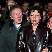 Big Brother 2000, vertrek Ferdi, ouders