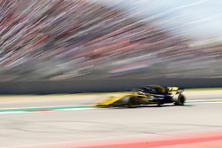 October 21, 2018 - Austin, TX, U.S. - AUSTIN, TX - OCTOBER 21: Renault driver Nico Hulkenberg (27) of Germany drives through turn 15 during the F1 United States Grand Prix on October 21, 2018, at Circuit of the Americas in Austin, TX. (Photo by John Crouch/Icon Sportswire) (Credit Image: © John Crouch/Icon SMI via ZUMA Press)