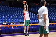 Marco Cusin<br /> Nazionale Italiana Maschile Senior<br /> Eurobasket 2017 - Group Phase<br /> Israele Italia Israel Italy<br /> FIP 2017<br /> Tel Aviv, 31/08/2017<br /> Foto M.Ceretti / Ciamillo - Castoria