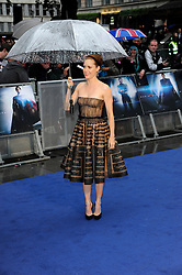 Amy Adams nominated  best leading actress for the Oscars 2014.<br /> Man Of Steel European film premiere.<br /> Amy Adams during Man Of Steel European film premiere, Leicester Square, London, United Kingdom<br /> Wednesday, 12th June 2013<br /> Picture by Chris Joseph / i-Images