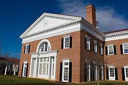 Saunders Hall, Darden Graduate School of Business, University of Virginia, Charlottesville, VA, January 6, 2008.