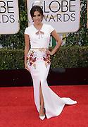 EVA LONGORIA @ the 73rd Annual Golden Globe awards held @ the Beverly Hilton hotel.<br /> ©Exclusivepix Media