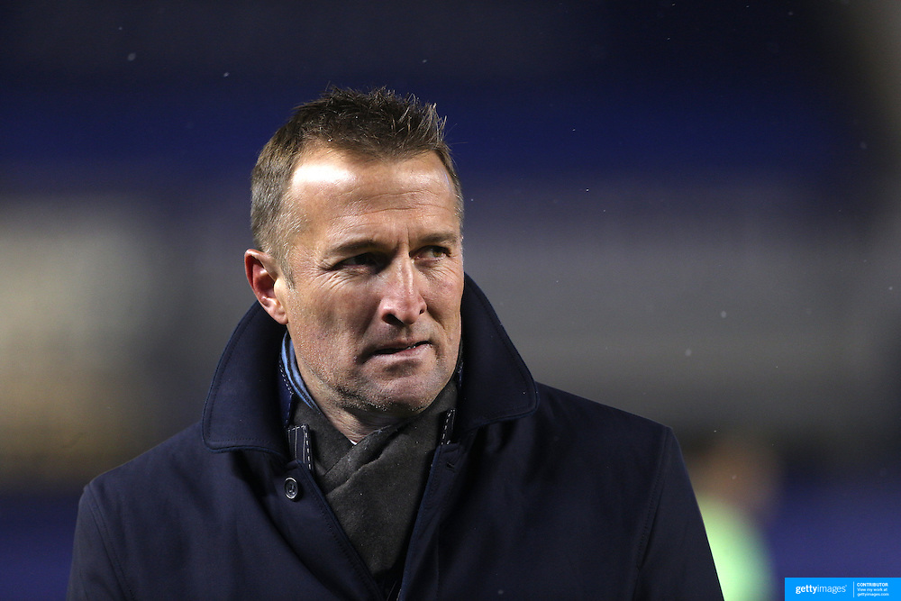 Jason Kreis, NYCFC Head Coach after his sides loss during the New York City FC Vs Sporting Kansas City, MSL regular season football match at Yankee Stadium, The Bronx, New York,  USA. 27th March 2015. Photo Tim Clayton