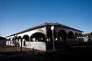 Diamantina_MG, Brasil...Antigo Mercado do Tropeiro e atual Mercado Mucipal na praca Barao de Guacui em Diamantina...The ancient Mercado do Tropeiro and current Mercado Municipal in the Barao de Guacui square in Diamantina...Foto: BRUNO MAGALHAES / NITRO.