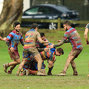 Rugby union game played between Tawa 85K  v Avalon 85k , at  Fraser Park, Avalon,Wellington, New Zealand, on 19 August 2017.