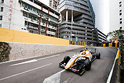 Ritomo MIYATA, JPN, TOM'S Dallara-Toyota <br /> <br /> 65th Macau Grand Prix. 14-18.11.2018.<br /> Suncity Group Formula 3 Macau Grand Prix - FIA F3 World Cup<br /> Macau Copyright Free Image for editorial use only