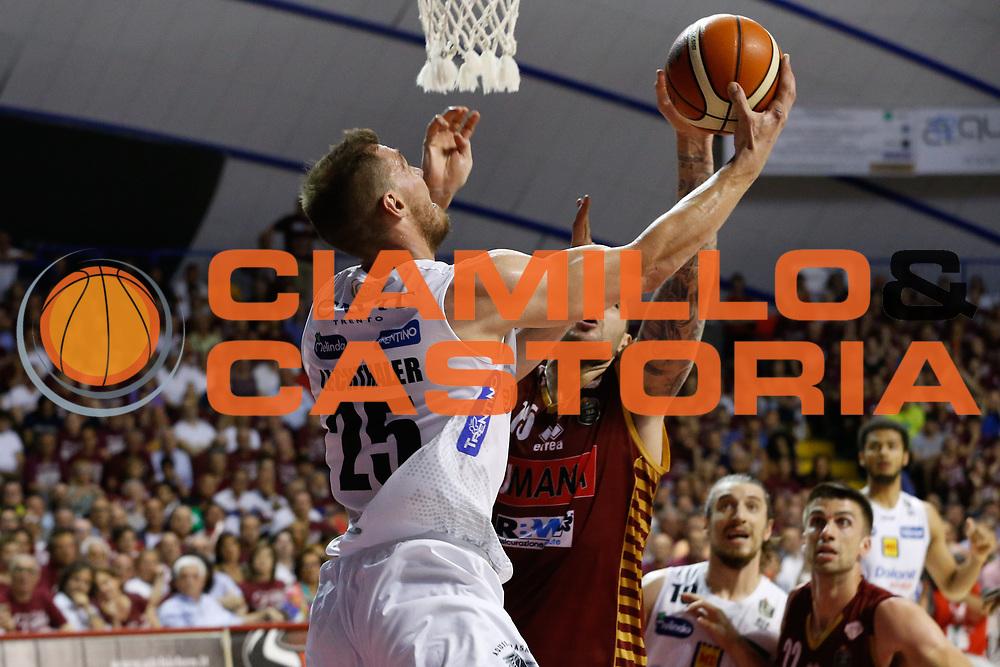 Luca Lechthaler<br /> Umana Reyer Venezia - Dolomiti Energia Aquila Basket Trento<br /> Lega Basket Serie A 2016/17 Finali Gara 02<br /> Venezia, 12/06/2017<br /> Foto Ciamillo-Castoria / M. Brondi