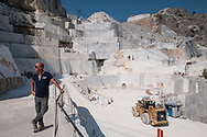 In the Gioia Quarry