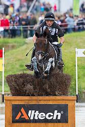 Jacek Jeruzal, (POl), Flandia 2 - Eventing Cross Country test - Alltech FEI World Equestrian Games™ 2014 - Normandy, France.<br /> © Hippo Foto Team - Leanjo de Koster<br /> 30/08/14