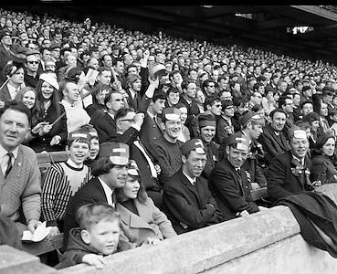 National Football League Final.  Down v Mayo..10.05.1970