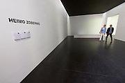 56th Art Biennale in Venice - All The World's Futures.<br /> Giardini.<br /> Austrian pavilion. Heimo Zobernig.