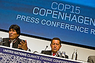"07-18.12.09. Copenhagen, Denmark.The COP is the highest body of the UNFCCC and consists of environment ministers who meet once a year to discuss the convention?s developments. Ministers and officials from 189 countries took part. ""At least 10,000 people, including countries with observer status, industry groups and NGOs attended the conference.Photo:© Ricardo Ramirez"