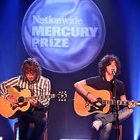 Mercury Prize 2007 Launch