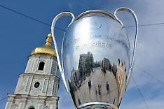 UEFA Champions League Final Previews - 25 May 2018