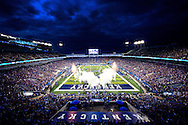 Commonwealth Stadium. <br /> <br /> The University of Kentucky football team defeats Missouri 21-13 at Commonwealth Stadium in Lexington, Ky., on Saturday, September 26, 2015.<br /> <br /> Photo by Elliott Hess | UK Athletics