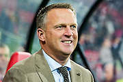 ALKMAAR - 15-10-2016, AZ - Vitesse, AFAS Stadion, AZ trainer John van den Brom