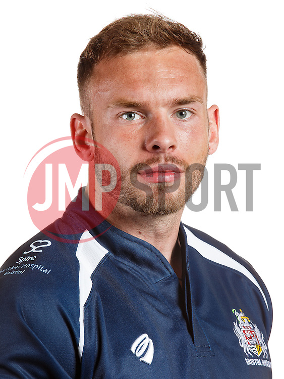 Ryan Edwards of Bristol Rugby poses for a head shot ahead of the 2015/16 Greene King IPA Championship season - Mandatory byline: Rogan Thomson/JMP - 07966 386802 - 04/08/2015 - RUGBY UNION - Clifton Rugby Club - Bristol, England - Bristol Rugby Head Shots.