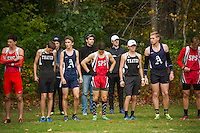 St Paul's School Cross Country meet with Andover and Thayer.  ©2105 Karen Bobotas Photographer
