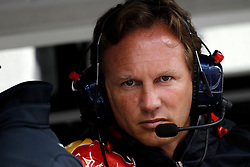 Motorsports / Formula 1: World Championship 2010, GP of Belgium, Christian Horner (GBR, Teamchef Red Bull Racing),