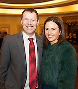Roy and Monica O'Toole, Knocknacarra at the Gorta Self Help Africa Annual Ball at the Galway Bay Hotel, Salthill Galway.<br /> Photo:Andrew Downes, xposure.