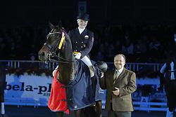 Holkenbrink, Sophie, Rock Forever NRW<br /> Oldenburger Pferdetage 2012<br /> Nationale Dressur, junge Reiter<br /> © www.sportfotos-lafrentz.de/ Stefan Lafrentz