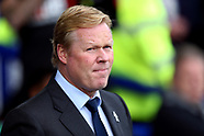 Everton v AFC Bournemouth - 23 Sept 2017