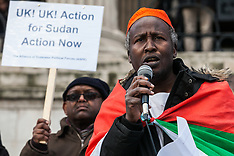 2019-02-02 Sudanese protest against al-Bashir