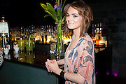 KARA TOINTON, Absent Friends - press night  afterparty. Mint Leaf. Haymarket. London. Thursday 9 February 2012