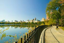 Central Park, Reservoir