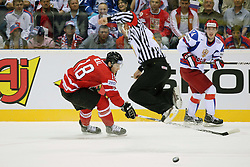 12.05.2011, Orange Arena, Bratislava, SVK, IIHF 2011 World Championship, Canada vs Russia, im Bild . EXPA Pictures © 2011, PhotoCredit: EXPA/ EXPA/ Newspix/ .Tadeusz Bacal +++++ ATTENTION - FOR AUSTRIA/(AUT), SLOVENIA/(SLO), SERBIA/(SRB), CROATIA/(CRO), SWISS/(SUI) and SWEDEN/(SWE) CLIENT ONLY +++++
