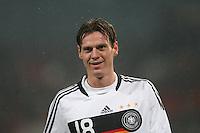 Fussball           EM Qualifikation        17.11.07 Deutschland - Zypern Tim BOROWSKI (GER), Portrait.