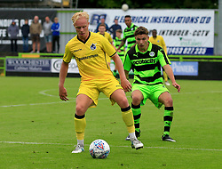 Marc Bola of Bristol Rovers - Mandatory by-line: Paul Roberts/JMP - 22/07/2017 - FOOTBALL - New Lawn Stadium - Nailsworth, England - Forest Green Rovers v Bristol Rovers - Pre-season friendly