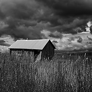 &quot;Overtaken by Clouds&quot;<br />