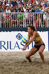 CARMEN TURLEA<br /> LEGA VOLLEY SUMMER TOUR 2014<br /> ALL STAR GAME SAND VOLLEY FEMMINILE 2013-2014<br /> RICCIONE (RN) 13-07-2014<br /> FOTO FILIPPO RUBIN
