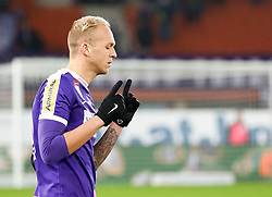 10.02.2018, Ernst Happel Stadion, Wien, AUT, 1. FBL, FK Austria Wien vs Lask, 22. Runde, im Bild Raphael Holzhauser (FK Austria Wien) // during Austrian Football Bundesliga Match, 22nd Round, between FK Austria Vienna and Lask at the Ernst Happel Stadion, Vienna, Austria on 2018/02/10. EXPA Pictures © 2018, PhotoCredit: EXPA/ Alexander Forst