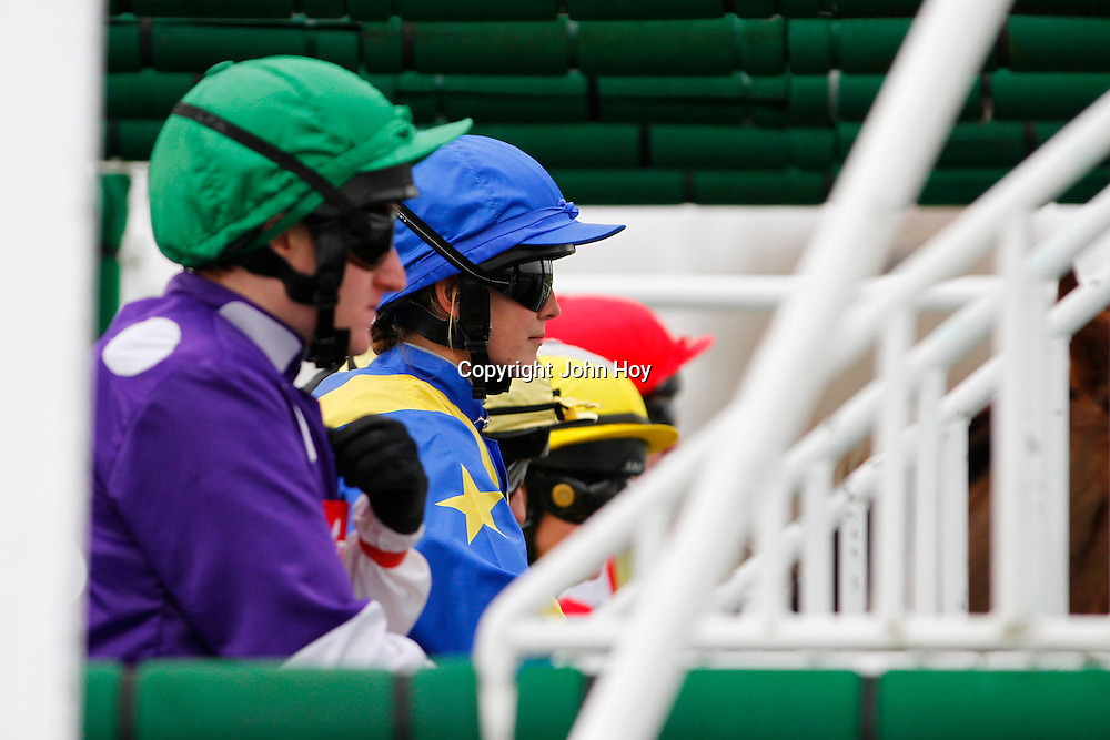 Wisecraic and Liam Keniry in the stalls for the 1.50 race