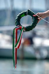 A hagyományos Vitorlabontó ünnepség és koszorúzás után elindult a Balatoni Évadnyitó Beflex Nagydíj, ezzel pedig hivatalosan is megkezdődik a 2019-es balatoni vitorlásszezon.