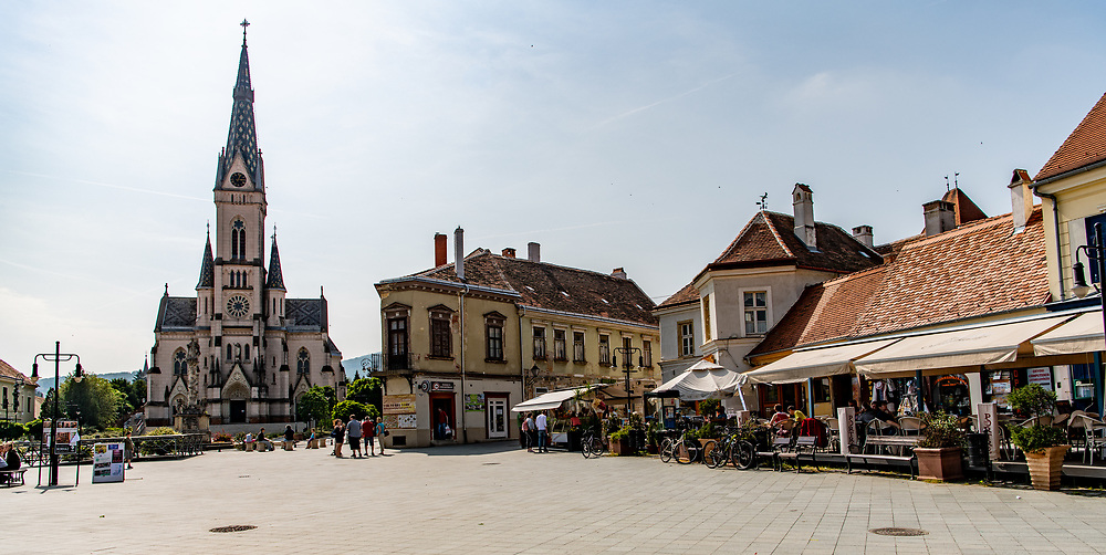 Kőszeg center