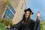 The Colorado State University 2014 Spring Biomedical Sciences Commencement ceremony, May 17, 2014