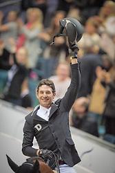Guerdat Steve, (SUI), Corbinian<br /> Longines FEI World Cup Jumping Part III - Goteborg 2016<br /> © Hippo Foto - Jon Stroud<br /> 28/03/16