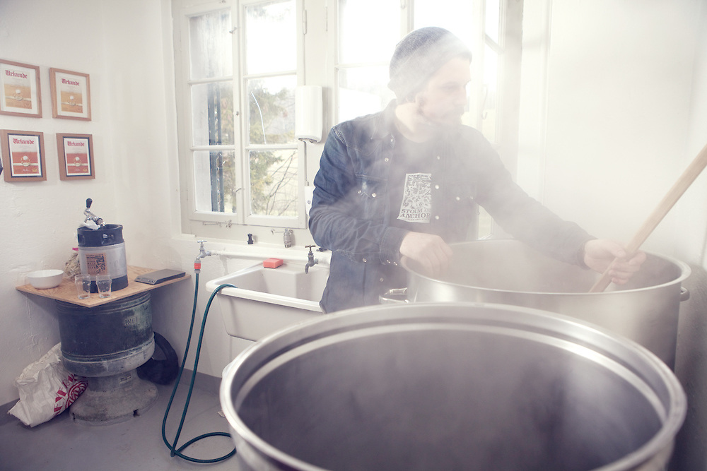 storm and anchor friday the 13th brew . A special Beast is in the works.image: Stefan Schaufelberger